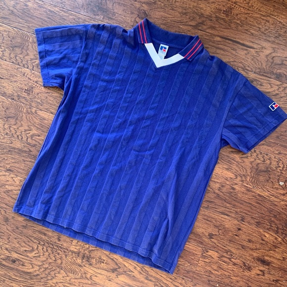 Russell Athletic Other - Vintage 90's Russell Athletics Soccer Jersey
